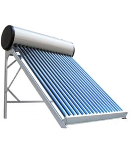 TERMOTANQUES SOLARES ACERO INOXIDABLE 200 LTS.