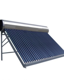 TERMOTANQUES SOLARES ACERO INOXIDABLE 300 LTS.