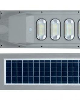 LX 1020 120W Luminaria led solar con sensor de movimiento