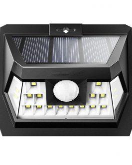 LX128 Aplique led solar