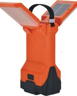 LED SOLAR PORTATIL con USB